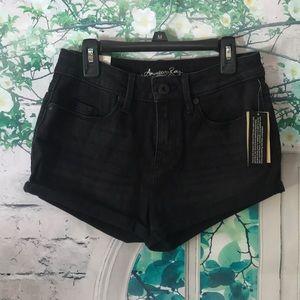 American Rag Black wash short